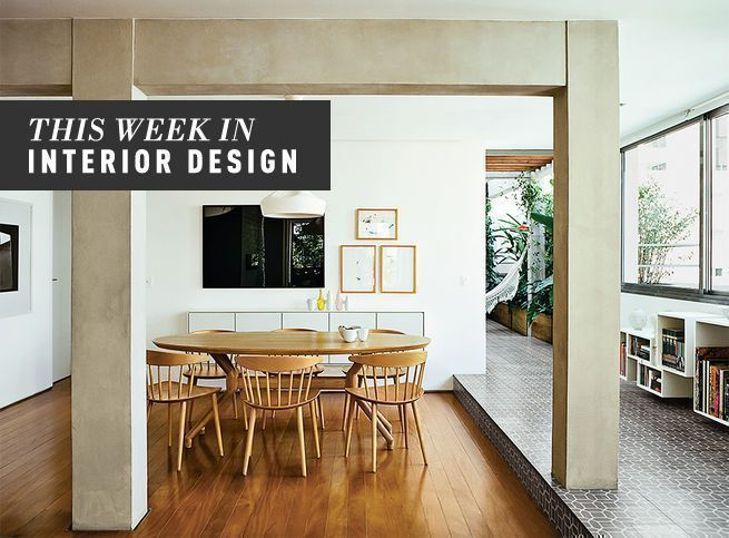 This Week in Interior Design: 19 January 2015