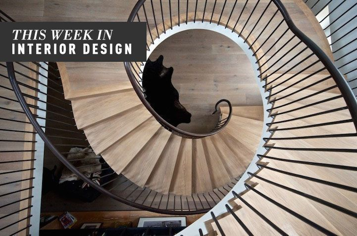 This Week in Interior Design: 02 February 2015