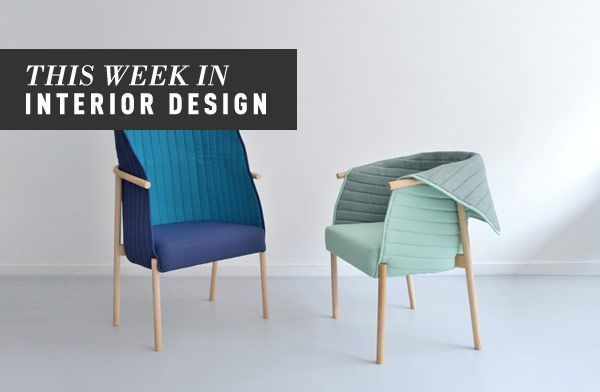 This Week in Interior Design: 6 April 2015