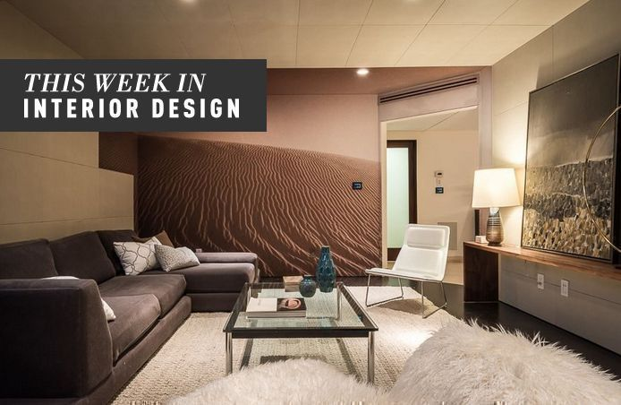 This Week in Interior Design: 04 May 2015