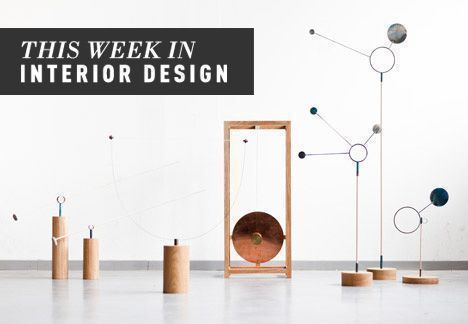 This Week in Interior Design: 20 July 2015