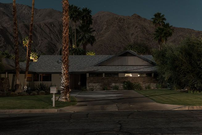 landed house at palm springs