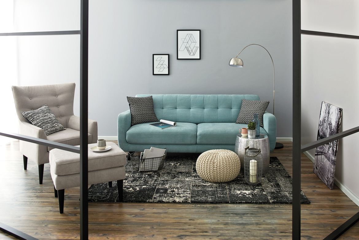 clean and modern furnitures neutral colours