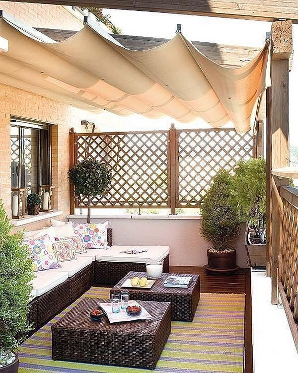 10 Small Open Balcony Design Ideas