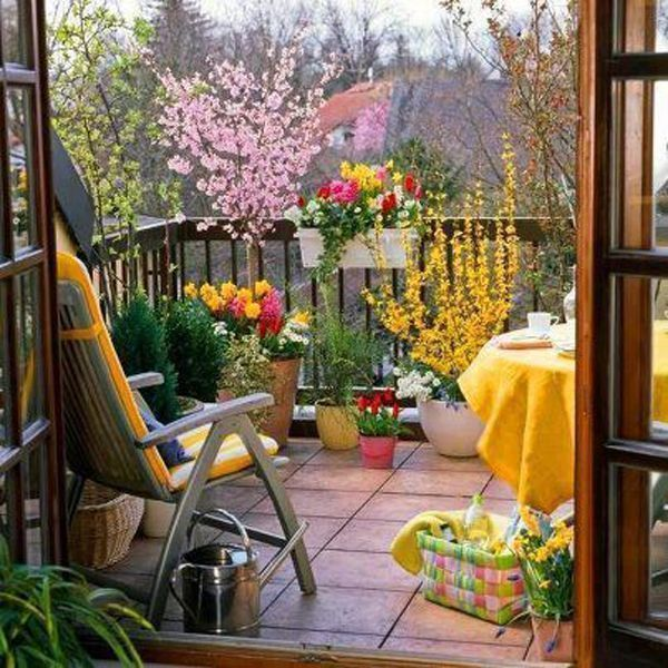Home Design Ideas Book: 10 Small Open Balcony Design Ideas