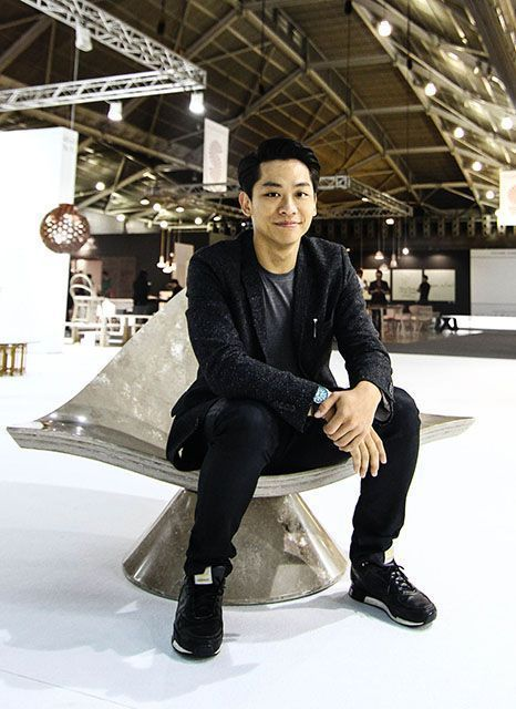 Q&A with Andre Tan, One of Asia's 20 Rising Furniture Designers