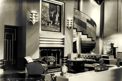 All About Art Deco And Its Interiors
