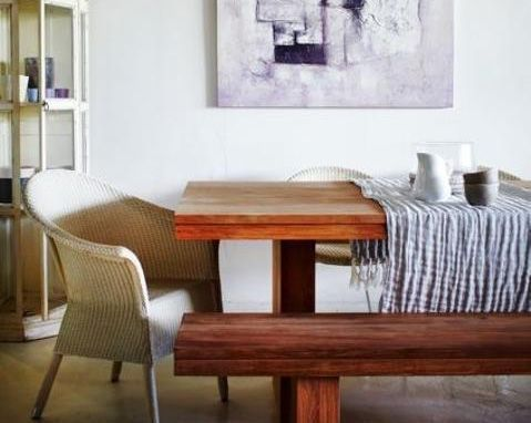 5 Reasons You Should Use A Dining Bench Instead