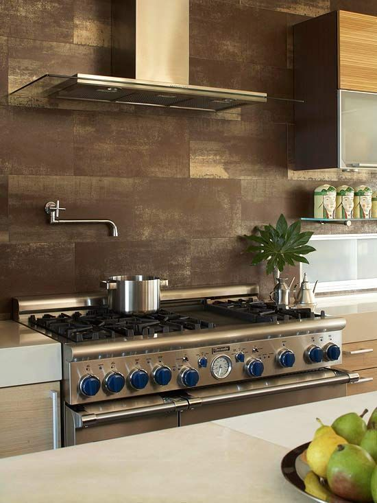 . 18 Kitchen Backsplash Design Ideas