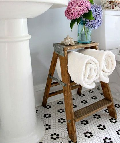 Brilliant Bathroom Storage Ideas : Brilliant bathroom storage ideas