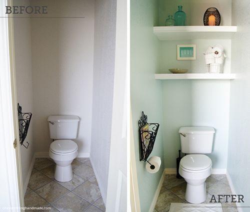 10 Brilliant Bathroom Storage Ideas