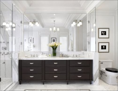 Bathroom ideas from simple makeovers to major overhaul