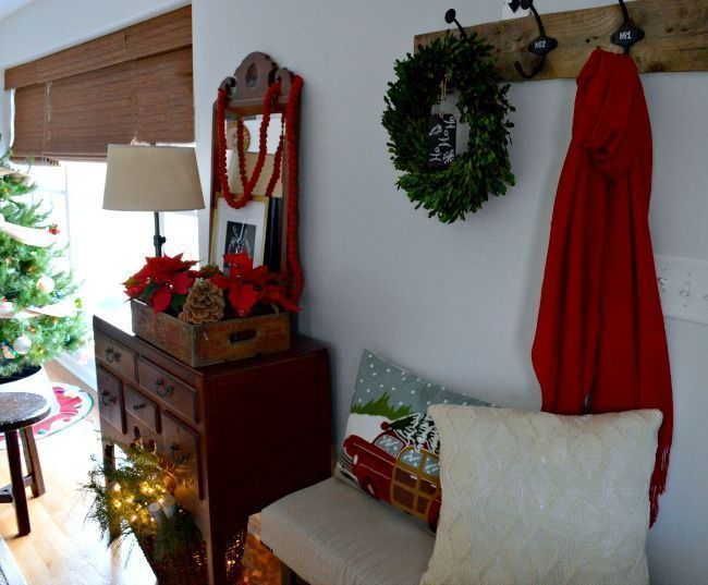 House Tour: Chatfield Court's Christmas-y Home