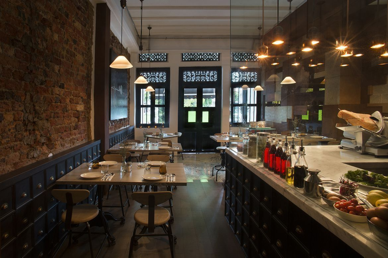 Review of Cicheti Italian Restaurant in Singapore