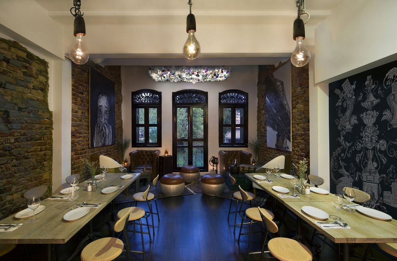 modern italian restaurant in singapore