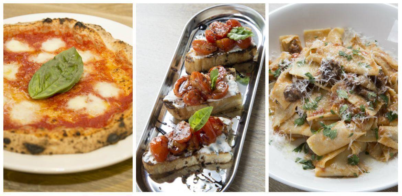 best sellers italian food at cicheti italian restaurant