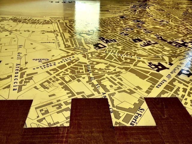map of naples flooring