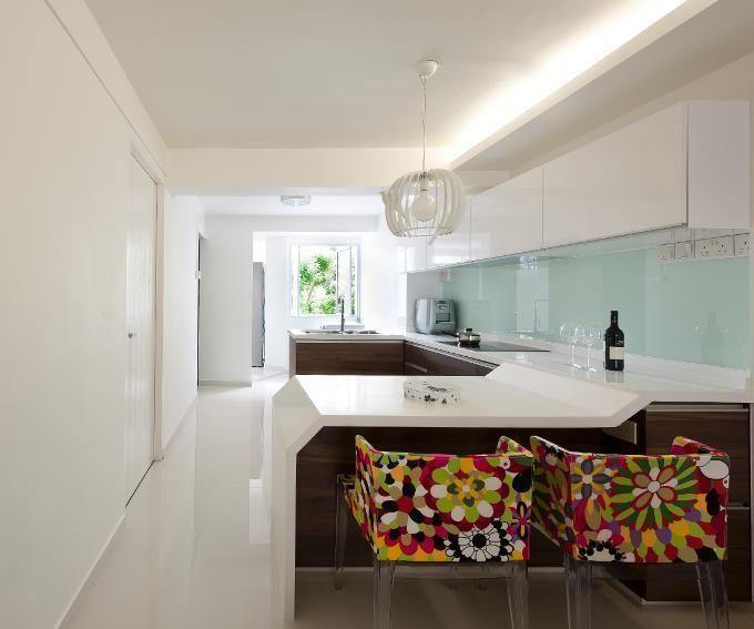 Modern Kitchen Designer Singapore: 10 Contemporary Kitchens In Singapore Worth Looking Into