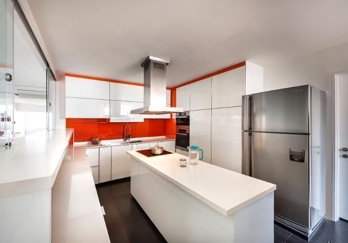 10 contemporary kitchens in singapore worth looking into Kitchen backsplash ideas singapore
