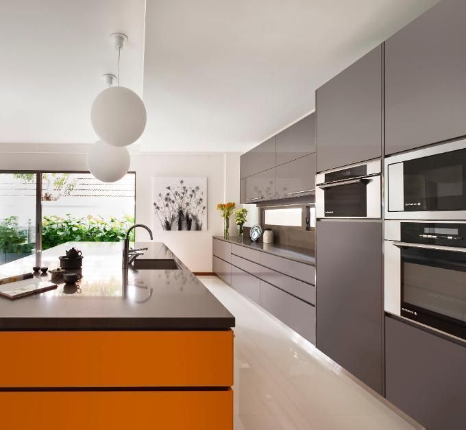 Kitchen Design Articles: 10 Contemporary Kitchens In Singapore Worth Looking Into