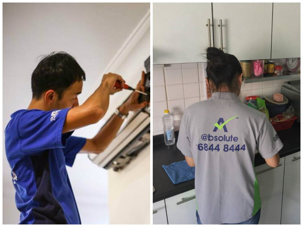 Spotlight: @bsolute Cleaning and Aircon Services