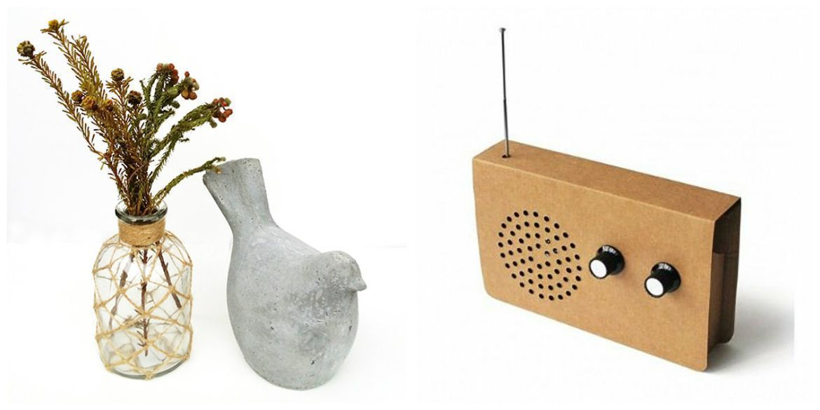 Holiday Gift Guide: Gifts for Scandinavian and Industrial Homes