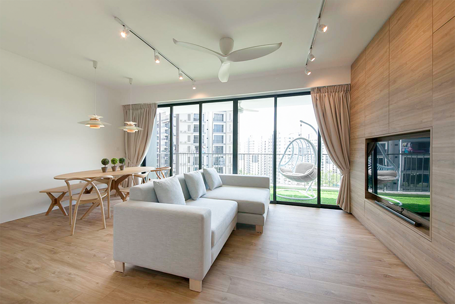 10 stunning condo homes in singapore