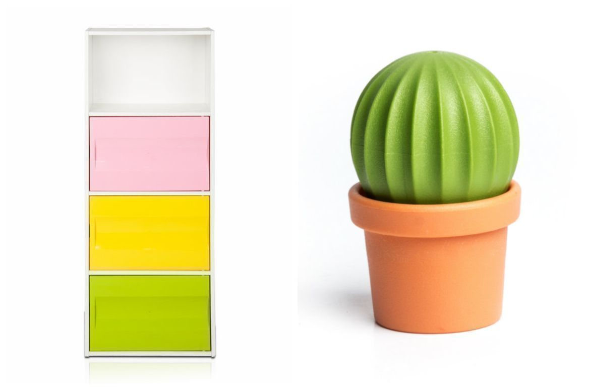 21 Colourful Home Decor Finds