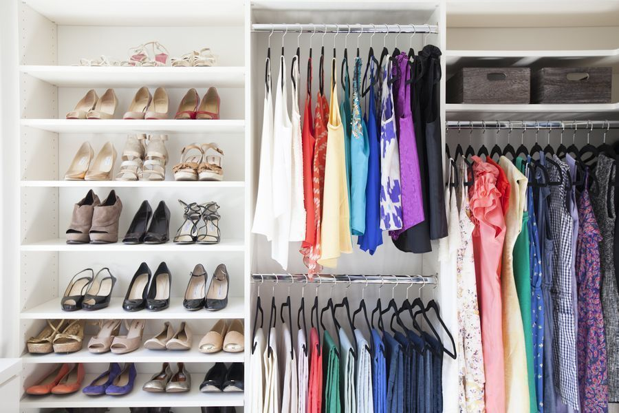 10 Ways to Maximise Your Closet Space