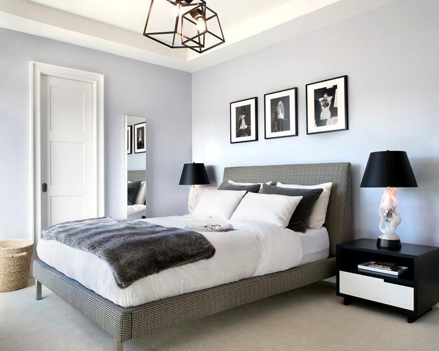 5 Gorgeous Grey Bedrooms