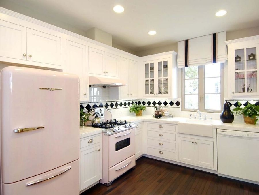 7 Inspiring L-Shaped Kitchen Designs
