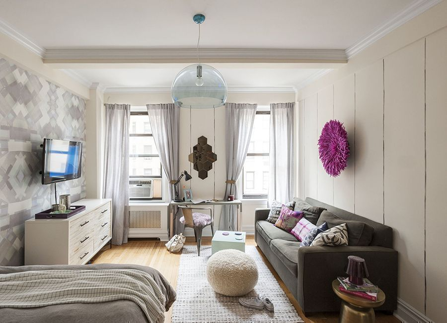 7 Styling Tips for Your Studio Apartment