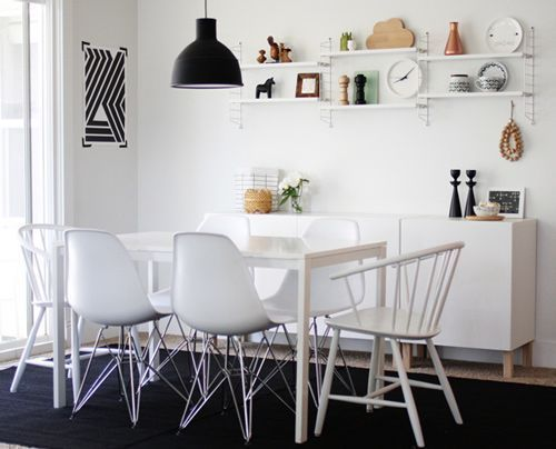 Gorgeous White Interiors in 9 Different Styles