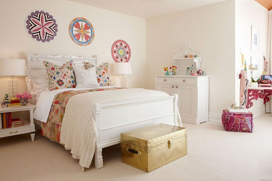 11 Bedroom Design Ideas for Teenage Girls