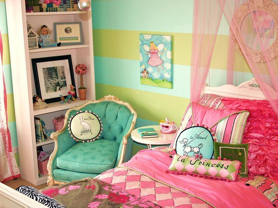 10 Bedroom Ideas for Girls