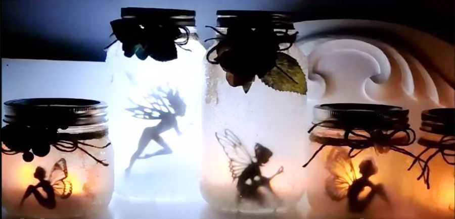 Video: DIY Fairy Jar Lantern