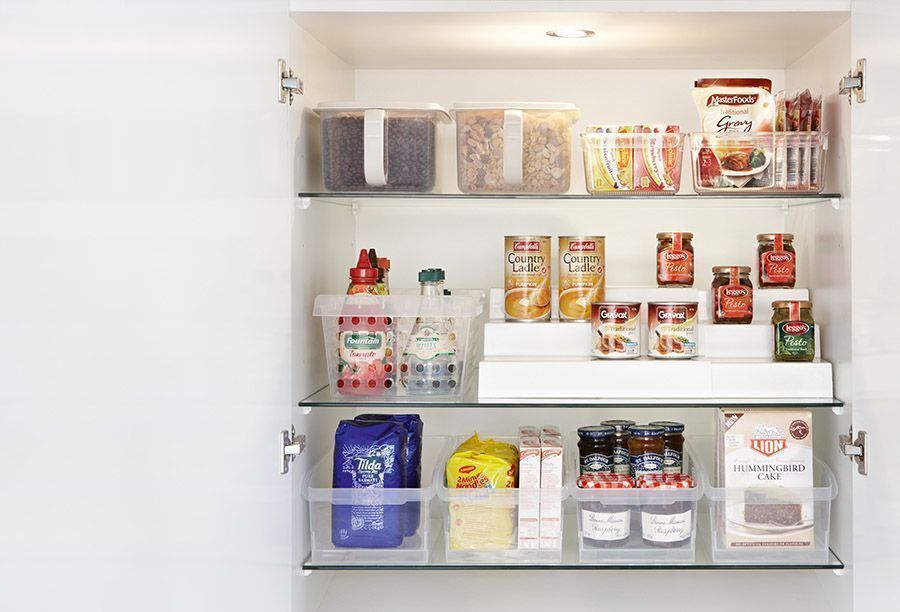 Organise Your Kitchen Cabinet in 5 Minutes