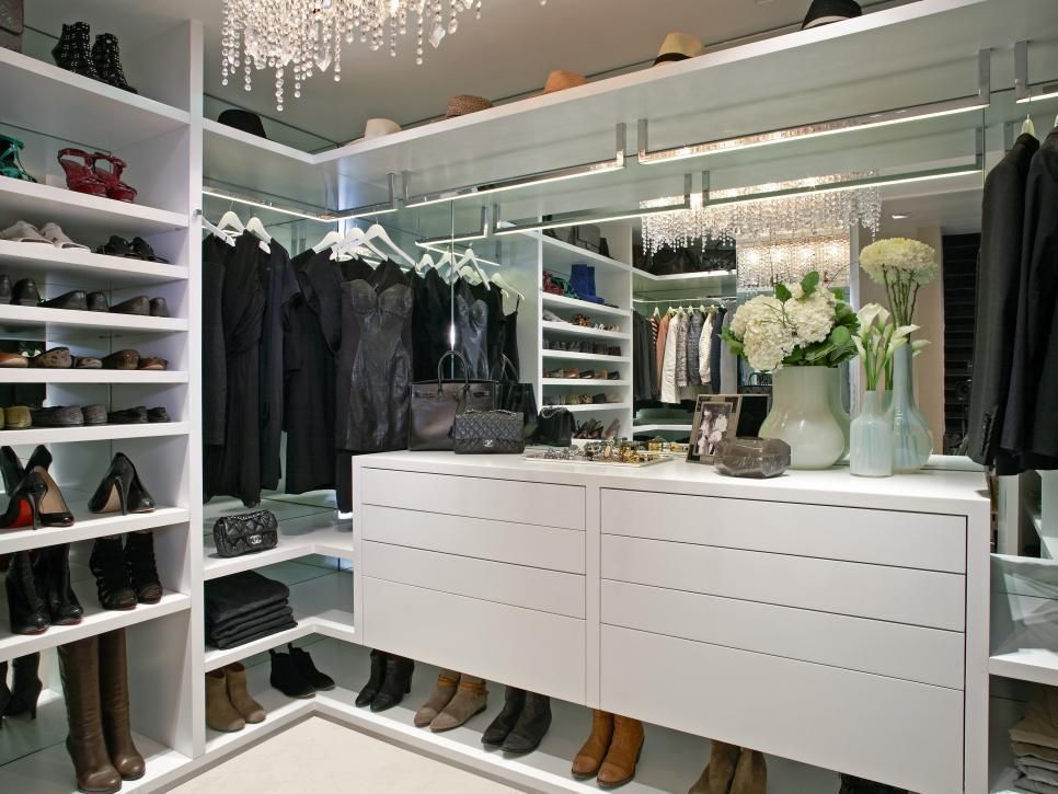 Your dream walk in closet checklist and design ideas for Walk in closets designs ideas