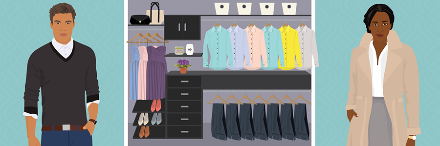 How to Organise Your Closet