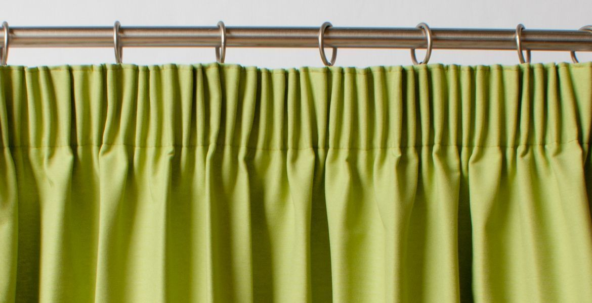 Pleats, Tabs, Eyelets: Figure Out The Curtain Heading To Go With Which Room