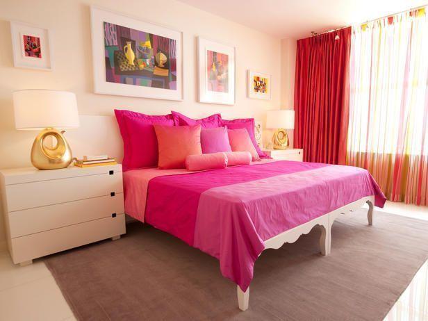 Colour Focus: Hot Pink