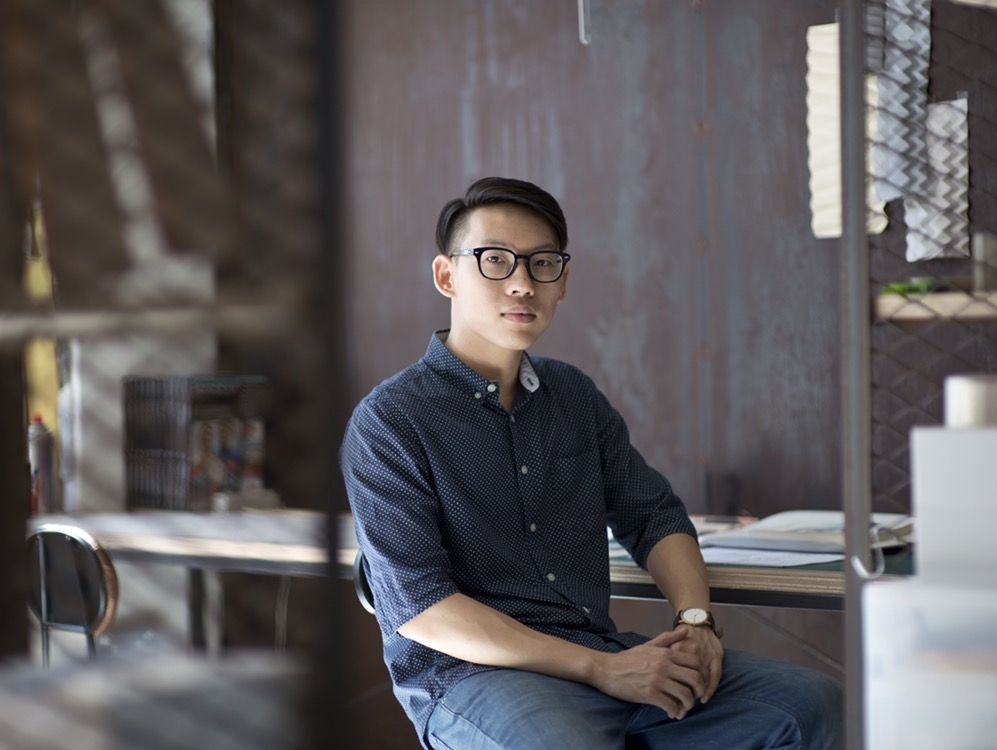 Q&A with Furniture Designer Melvin Ong of Desinere