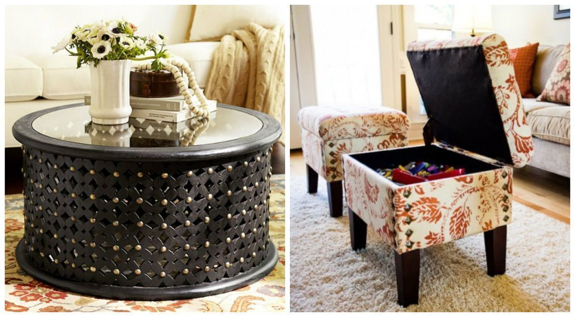 Which is Better: Ottoman or Coffee Table?