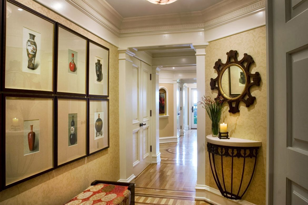 Foyer Hallway Xiii : Ways to beautify your entryway