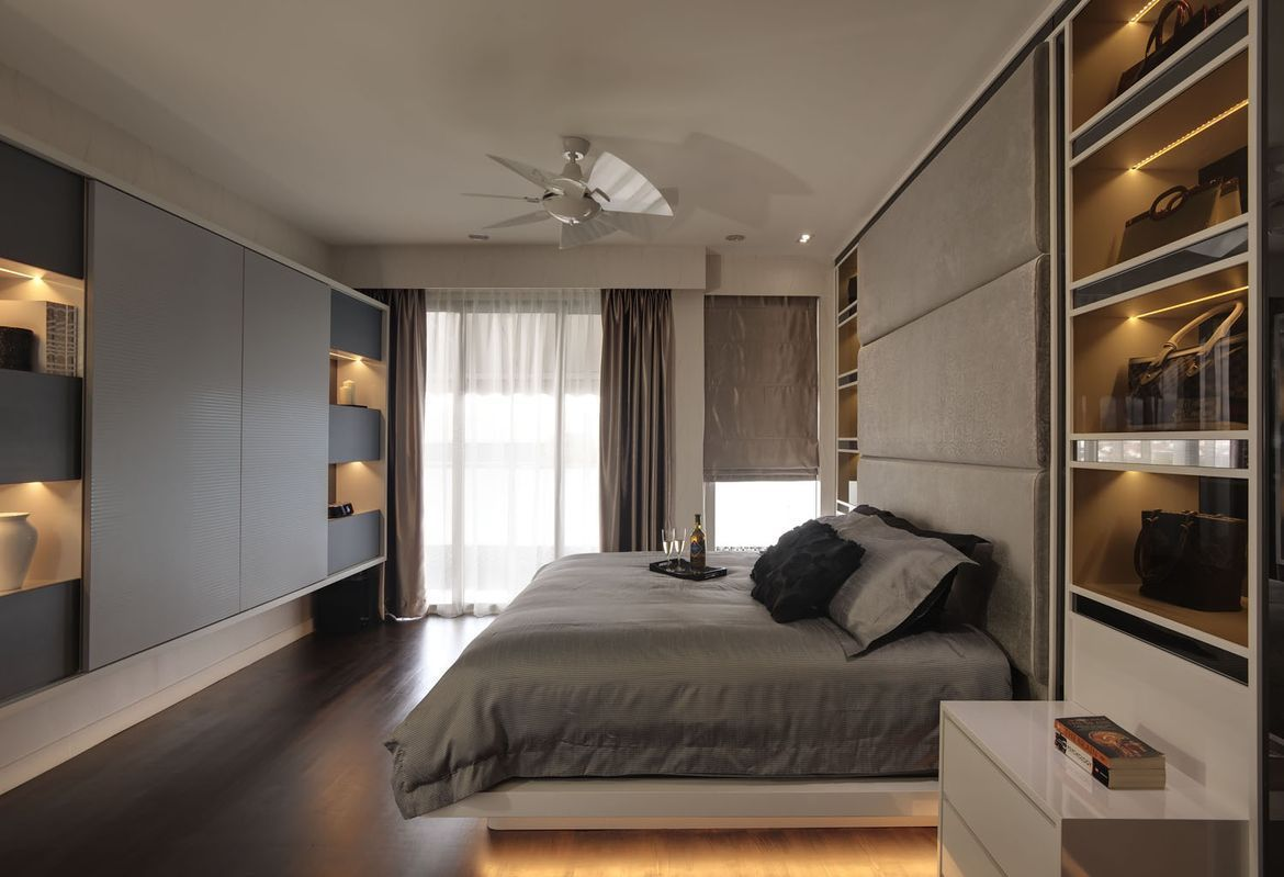 How to Maximise Your Space in the Bedroom