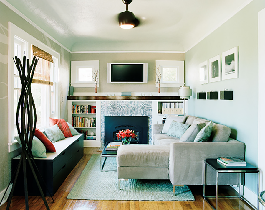 Video: Big Ideas for Small-Space Decorating