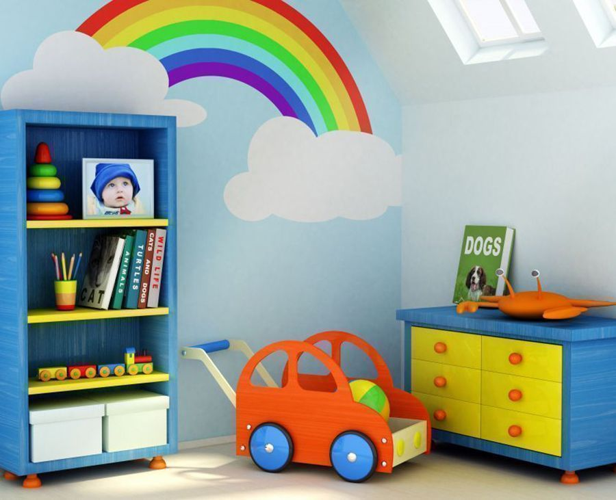 Video: DIY Ideas for the Kid's Room