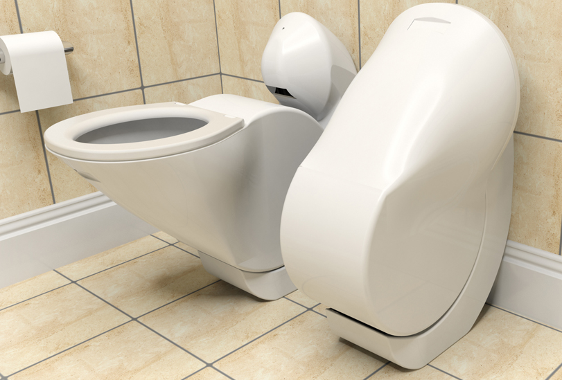 Video: Is This The Future of Toilets?