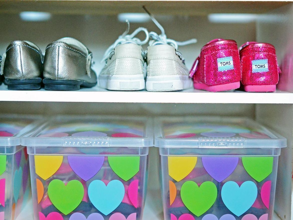 Video: Space-Saving Shoe Organising Ideas