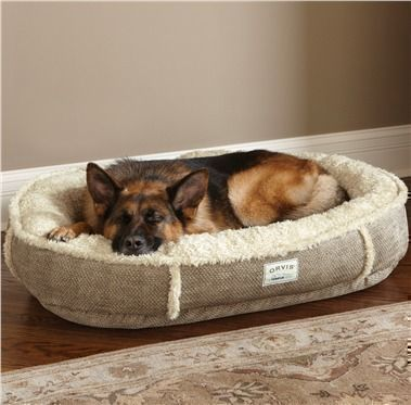 plush beds for pets